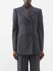 Diane Von Furstenberg - Fleurette Dragon Berry Printed Silk Dress - Womens - Yellow Print