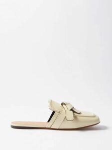 Kalita - Gaia Cotton Wrap Dress - Womens - White