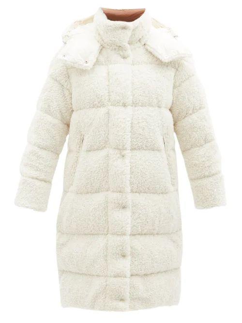 Etro - Paisley Print Tiered Cotton Dress - Womens - Yellow Multi