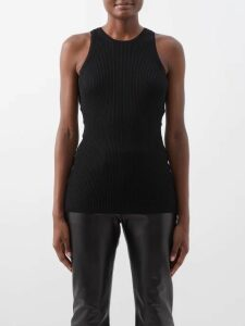 Le Sirenuse, Positano - Giada Aretusa Print Cotton Kaftan - Womens - Light Blue