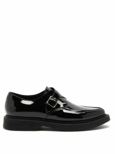 Muzungu Sisters - Soraya Silk Wrap Dress - Womens - Red Print