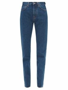 Christopher Kane - Crystal Embellished Cady Mini Dress - Womens - Black