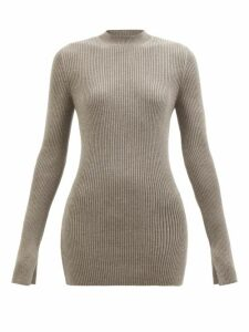 Shrimps - Faux Fur Coat - Womens - Black