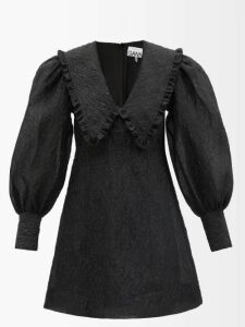 Joseph - New Marline Single Breasted Wool Blend Coat - Womens - Red