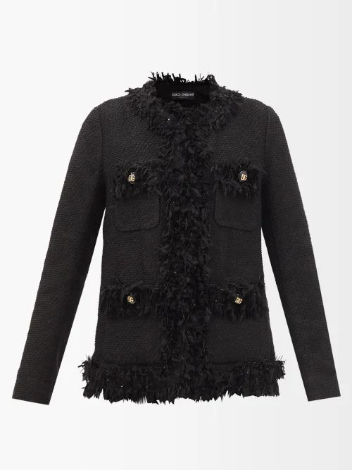 Brock Collection - Orrechino Floral Print Panelled Cotton Top - Womens - White Multi