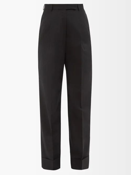Etro - Varo Sequin Embroidered Silk Dress - Womens - Black Multi