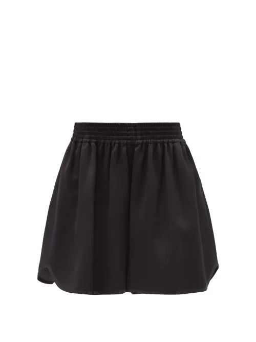 Proenza Schouler - Balloon Sleeved Cashmere Blend Sweater - Womens - Beige