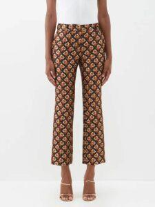 Proenza Schouler - Balloon Sleeved Cashmere Blend Sweater - Womens - Beige