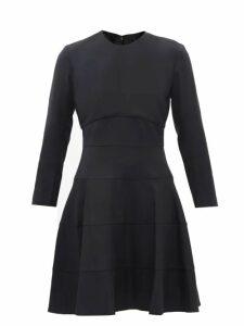 Chloé - Chunky Knit Wool Blend Sweater - Womens - Navy