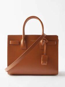 Horror Vacui - Flabella Scalloped Trim Cotton Dress - Womens - Black