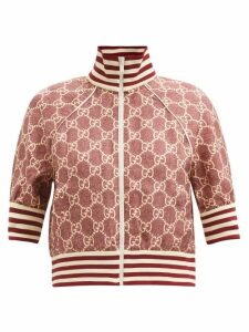 Pleats Please Issey Miyake - Pleated Sleeveless Midi Dress - Womens - Blue