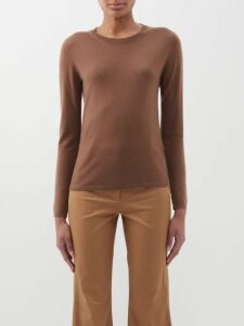 Preen Line - Lois Wildflower Print Ruched Dress - Womens - Pink