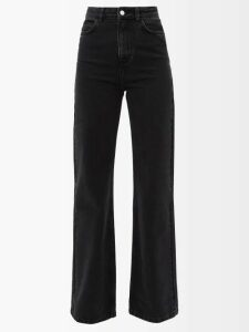 Hillier Bartley - X Aries Short Sleeved Cotton T Shirt - Womens - White