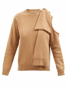 Vetements - Floral Print Pleated Midi Skirt - Womens - Pink Multi