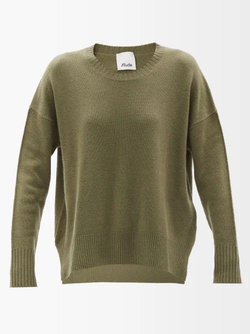 Rebecca De Ravenel - Lily Print Cloqué Skirt - Womens - Red Multi