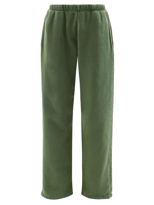 See By Chloé - Velvet Midi Skirt - Womens - Navy