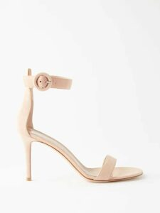 Jonathan Simkhai - Mid Rise Pleated Midi Skirt - Womens - Navy Silver