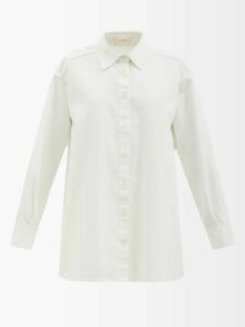 Roksanda - Adyn Silk Georgette Midi Dress - Womens - Pink
