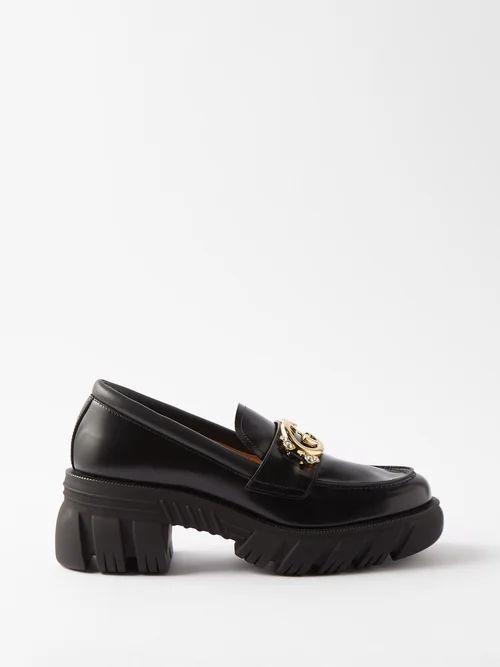Rebecca De Ravenel - Strapless Silk And Wool Blend Midi Dress - Womens - Black