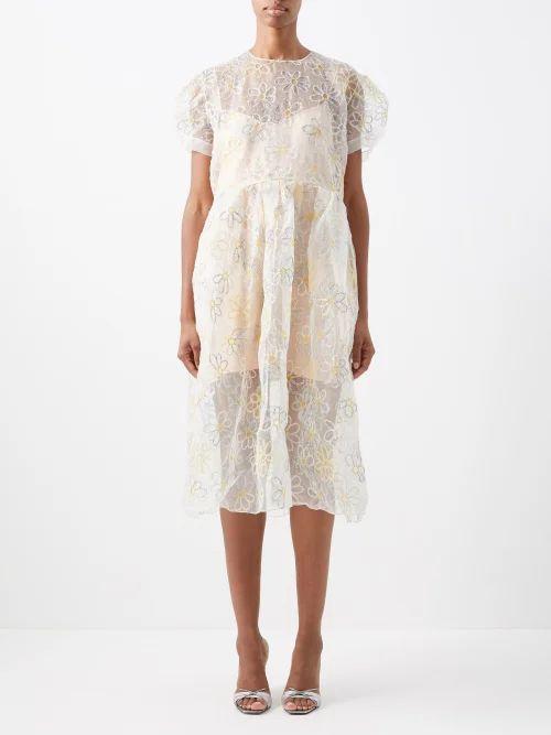 Weekend Max Mara - Multi C T Shirt - Womens - Navy