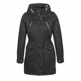 Vero Moda  VMPOETY  women's Parka in Black