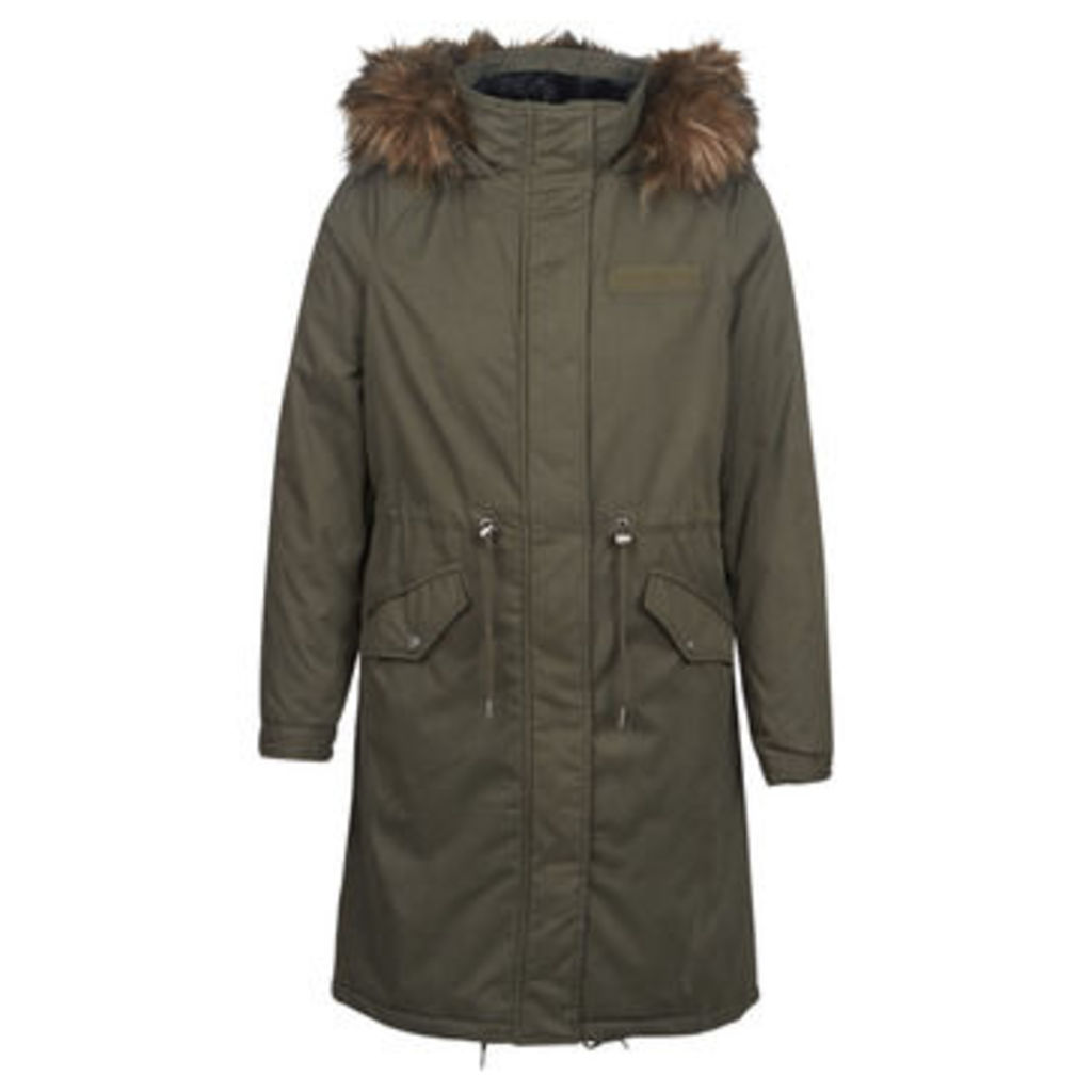 Vero Moda  VMLAZY  women's Parka in Green