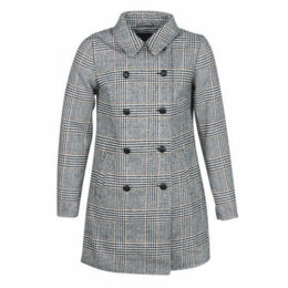 Only  ONLLINNEA  women's Coat in Grey
