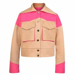 Nissa - Elegant Midi Dress With Golden Print