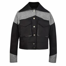 Nissa - Midi Velvet Dress Black With Sleeves Details