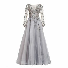 MATSOUR'I - Couture Dress Charleen Gray
