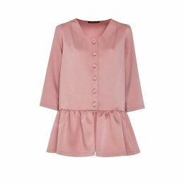 Manley - Ailsa Coat Pink
