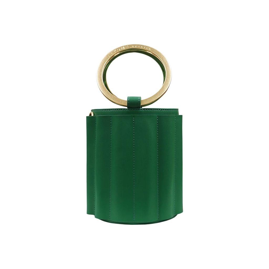 WtR - Sela Monochrome Jacquard Wool Blend Coat