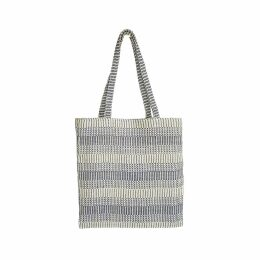 JIRI KALFAR - Blue & Gold Sequin Skirt