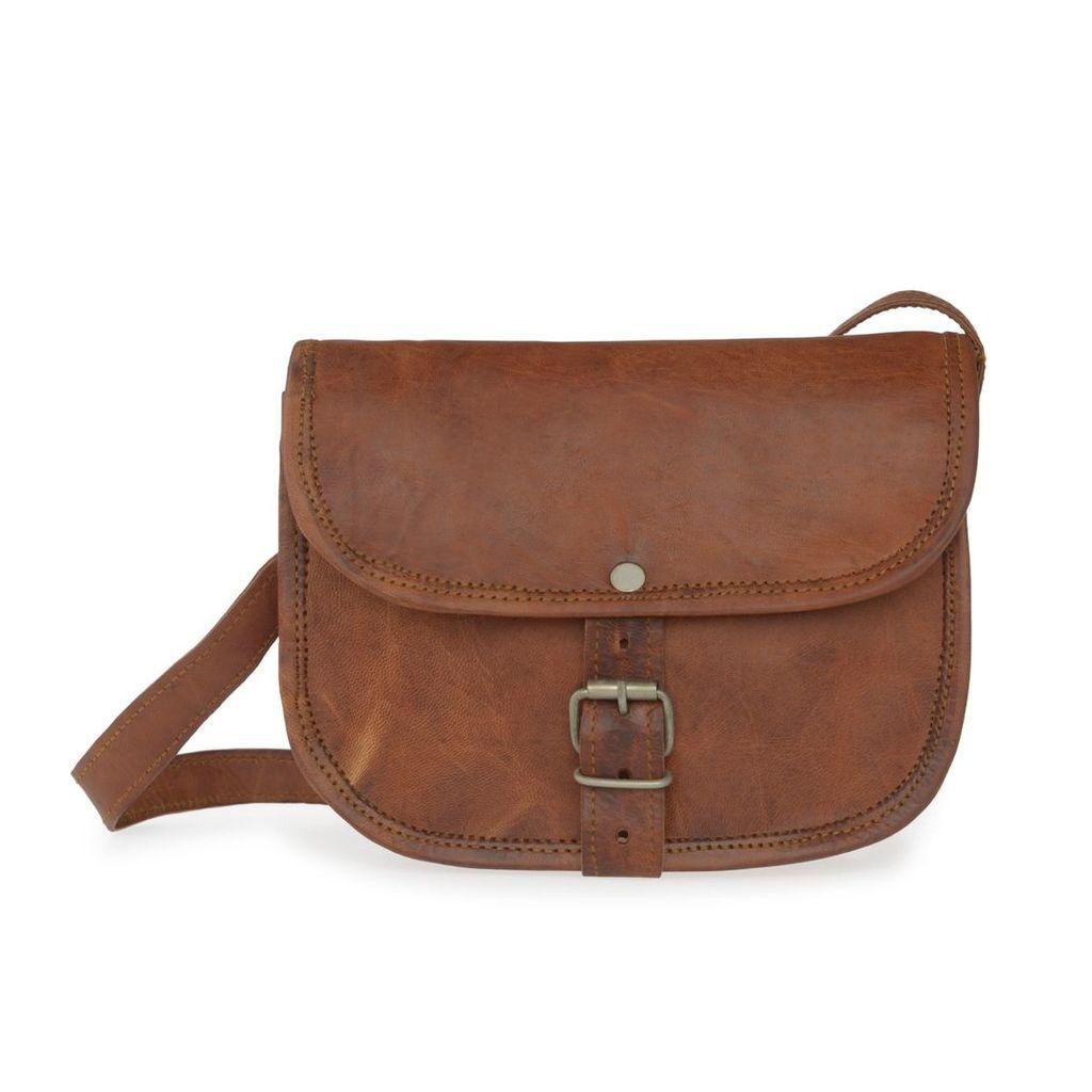 VIDA VIDA - Vida Vintage Mini Mini Leather Bag