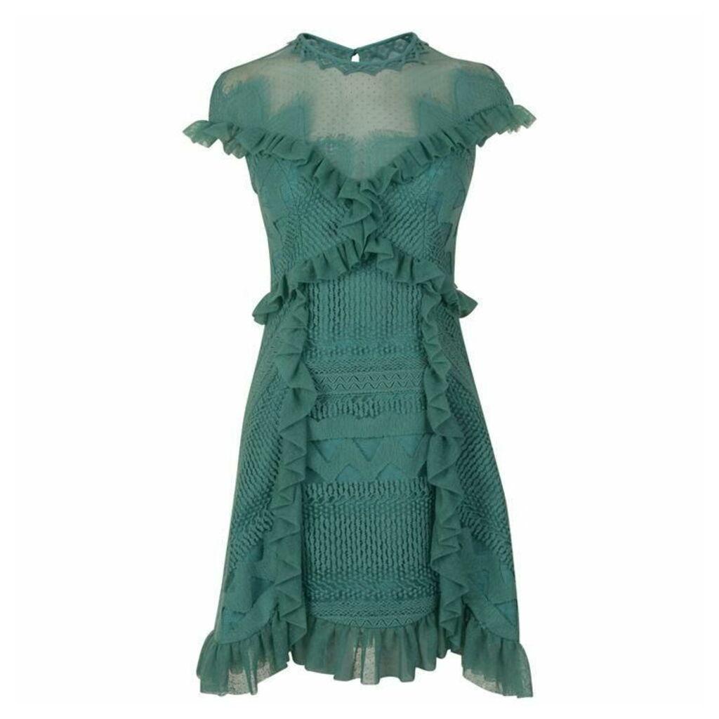 Three Floor Skylight Dress