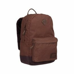 Burton Kettle Pack - Cocoa Brown Waxed Canvas (One Size Only)