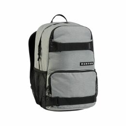 Burton Treble Yell Pack - Grey Heather (One Size Only)