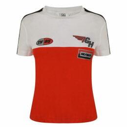 Tommy x Gigi Short Sleeve T Shirt