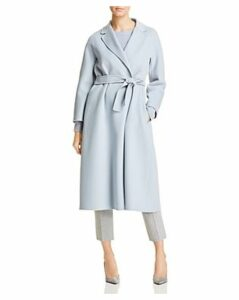 Max Mara Esturia Wool Wrap Coat