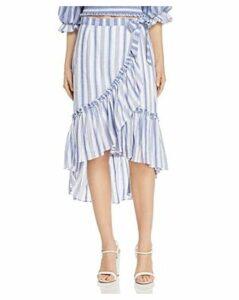 Suboo Vista Wrap Midi Skirt