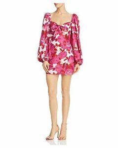 Alice McCall Lover Floral Mini Dress