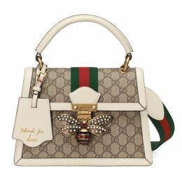 Queen Margaret small GG top handle bag