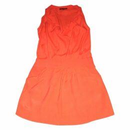 Red Viscose Dress