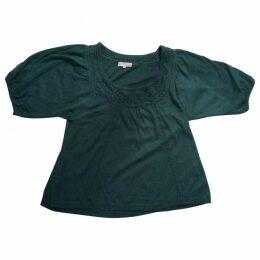 Green Viscose Knitwear