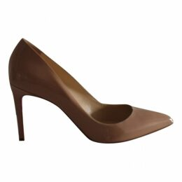 Pigalle patent leather heels