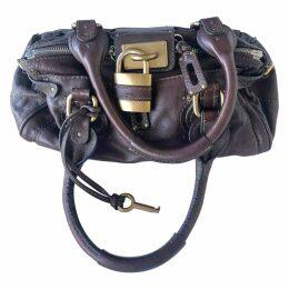 Paddington mongolian lamb handbag