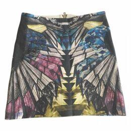 Multicolour Cotton Skirt