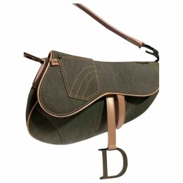Saddle handbag
