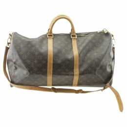Keepall cloth travel bag