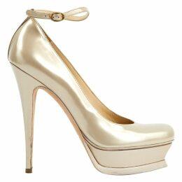 Trib Too patent leather heels